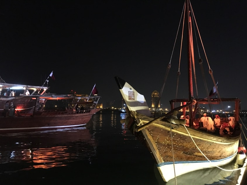Qatar's Traditional Dhow Festival