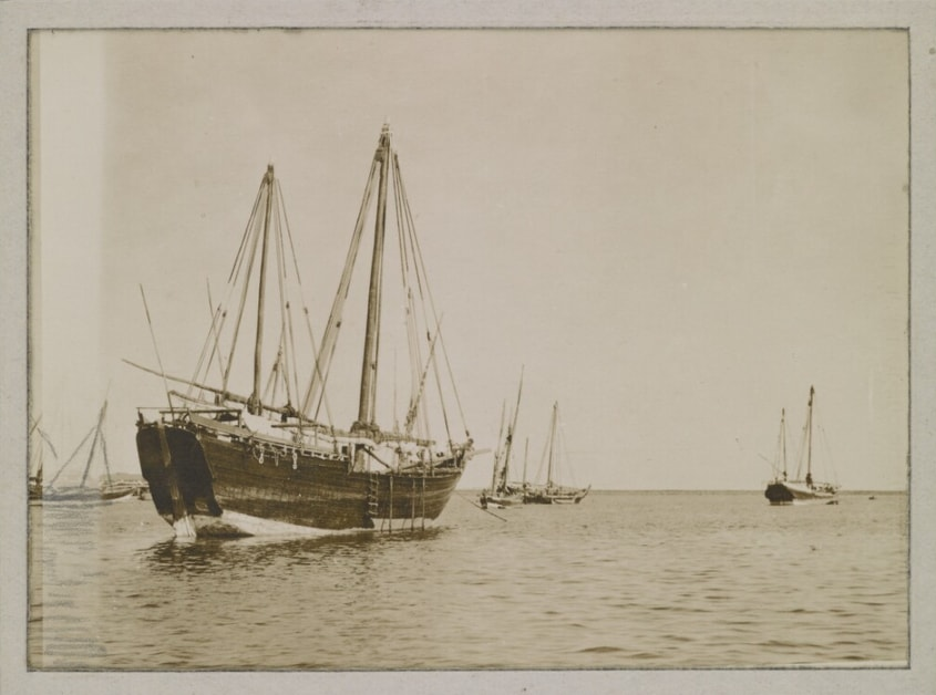 Karachi: Arab Dhows